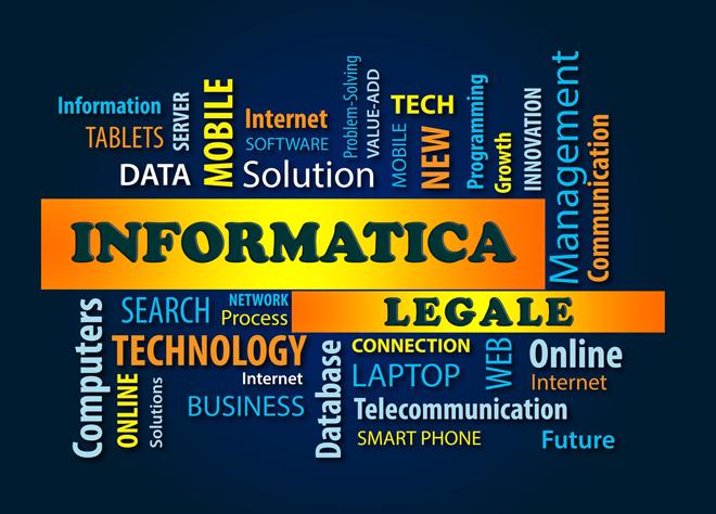 Informatica legale
